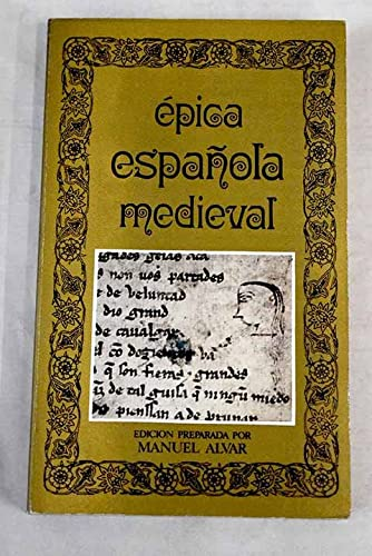 9788427605602: Epica espanola medieval (Biblioteca de la literatura y el pensamiento hispanicos) (Spanish Edition)