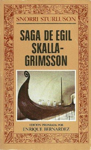 9788427606494: Saga de Egil Skalla-Grimsson (Biblioteca de la Literatura y el Pensamiento Universales)