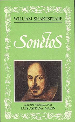 9788427606883: Shakespeare: Sonetos