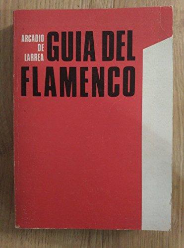 9788427612235: Guia del flamenco