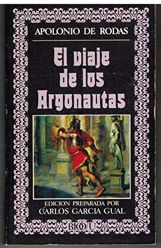 9788427612341: El Viaje de los Argonautas