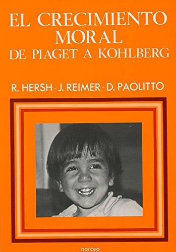 9788427706330: El crecimiento moral de Piaget a Kohlberg (Educación Hoy Estudios)