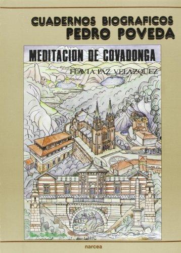 9788427707641: Meditación de Covadonga (Cuadernos Biográficos)