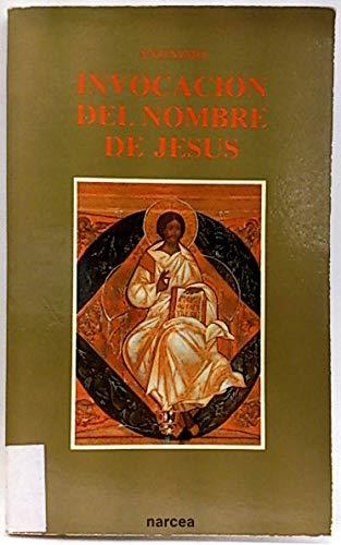 9788427708037: Invocación Del Nombre De Jesús