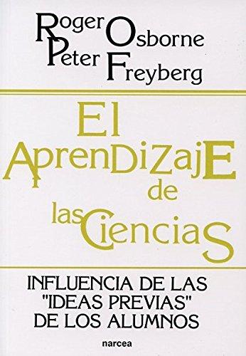 9788427708877: El Aprendizaje de Las Ciencias (Spanish Edition)
