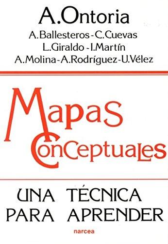9788427709966: Mapas conceptuales. Una Tecnica para Apr (Educación Hoy)