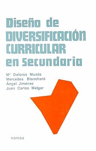 DISEÑO DE DIVERSIFICACIÓN CURRICULAR EN SECUNDARIA. 1ª: MUZÁS RUBIO, María