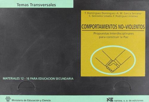 Comportamientos no violentos: Dominguez Dominguez, Teresa
