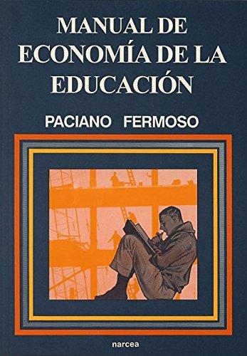 9788427712157: Manual de Economía de la Educación (Educación Hoy Estudios)