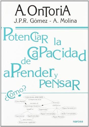 POTENCIAR LA CAPACIDAD DE APRENDER Y PEN: ONTORIA A.-GOMEZ J.P.R.-MOLINA