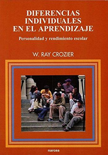 9788427713659: diferencias Individuales En El Aprendiza: Personalidad y rendimiento escolar: 86 (Educación Hoy Estudios)