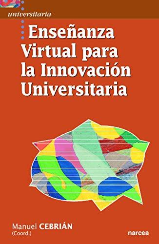 9788427714366: Enseñanza virtual para la innovación universitaria