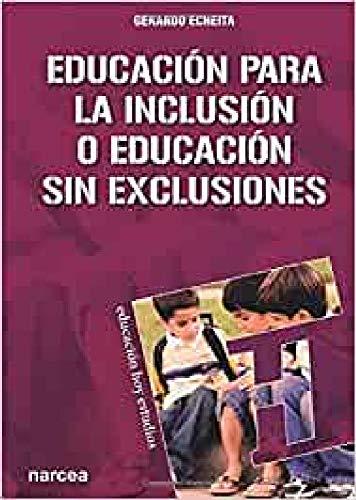 9788427715004: Educación para la inclusión o educación sin exclusiones (Educación Hoy Estudios)