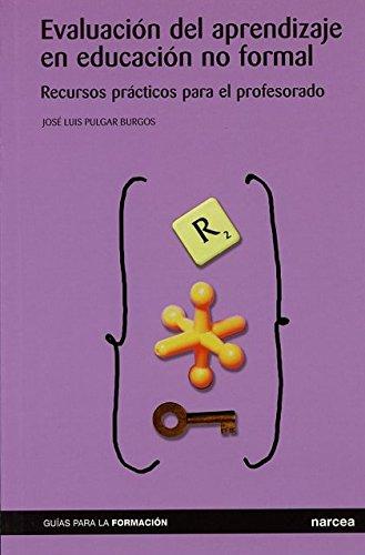 EVALUACION DEL APRENDIZAJE EDUCACION NO FORMA: PULGAR BURGOS JOSE