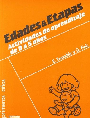 9788427715660: Edades & Etapas: Actividades de aprendizaje para 0-5 años (Primeros Años)