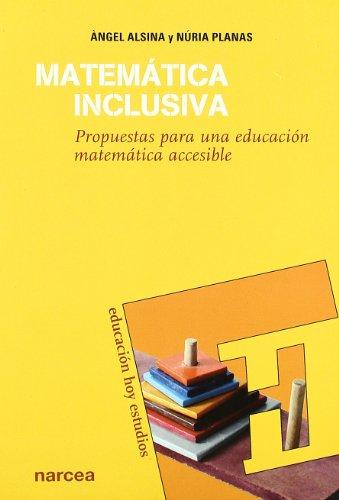 9788427715912: Matematica Inclusiva (Educación Hoy Estudios)