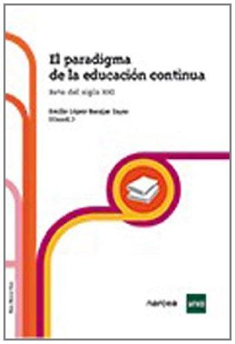 El paradigma de la educación continua : María José Albert