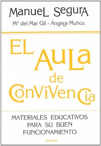 9788427718043: EL AULA DE CONVIVENCIA. Materiales educativos para su buen funcionamiento