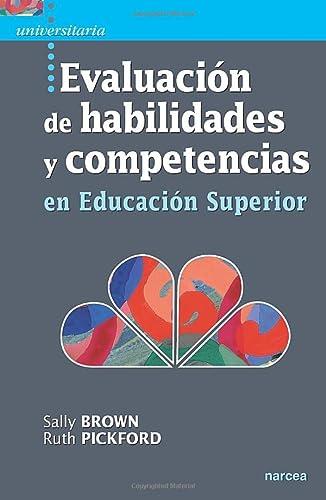 9788427718975: Evaluación de habilidades y competencias en Educación Superior