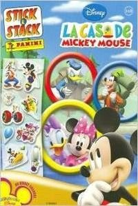 9788427864825: Stick la casa de Mickey Mouse