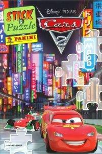9788427865471: Cars 2: Stick y Puzzle