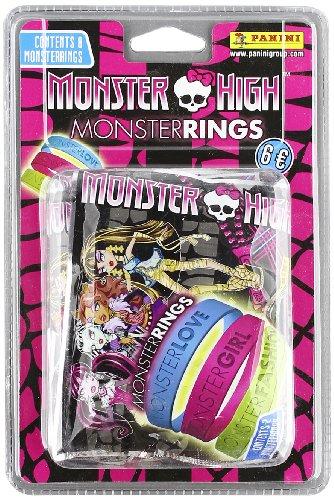 9788427866287: Pulseras monster high 4 sobres condos pulseras