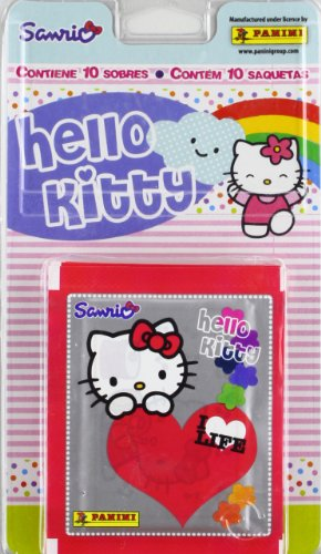 9788427866737: Hello Kitty I love life. Blister 10 sobres
