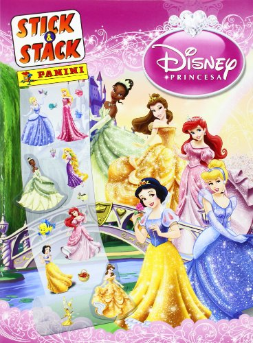 9788427867055: Stick & Stack. Princesas