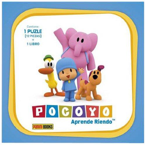 9788427867383: PUZZLE + CUENTO POCOYO PANINI