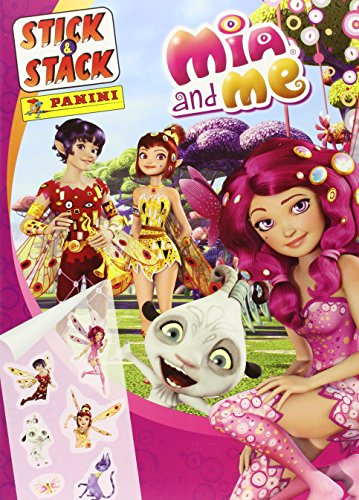 9788427868380: Mia and me - stick & stack