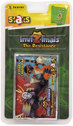 9788427868465: INVIZIMALS BLISTER 6 SOBRES 2015 PANINI