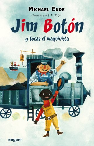 9788427900837: Jim Botón y Lucas el Maquinista (Noguer Infantil)