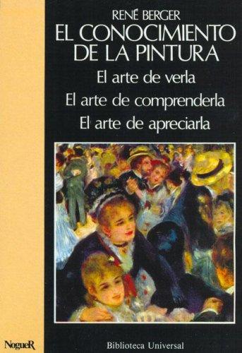 9788427908505: (pack) el conocimiento de la pintura (3 vol)