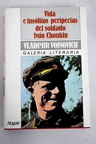 9788427911543: VIDA E INSOLITAS PERIPECIAS DEL SOLDADO IVAN CHONKIN