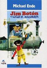 9788427933040: Jim boton y Lucas el maquinista (Mundo Magico)