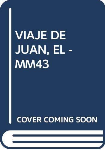 9788427933569: VIAJE DE JUAN, EL - MM43