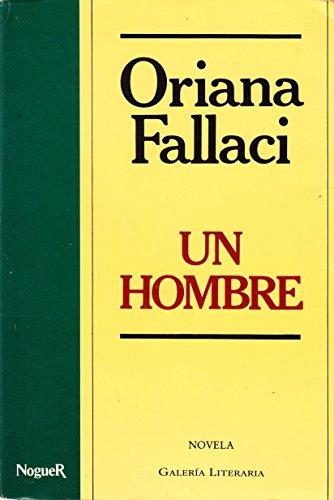 9788427938540: Hombre, un (Galeria Literaria)