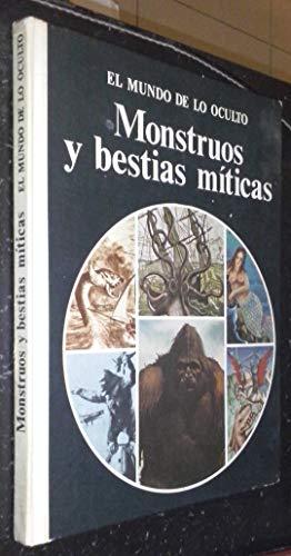 9788427956049: Monstruos y bestias míticas