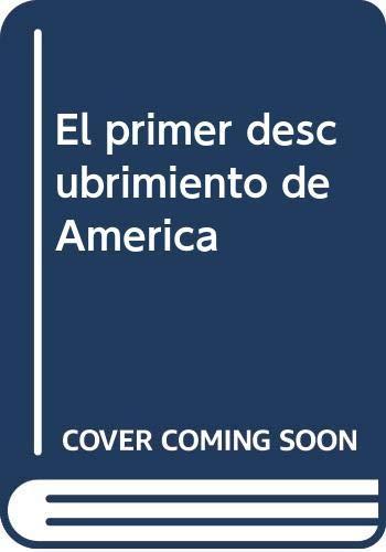 9788428100632: El primer descubrimiento de América