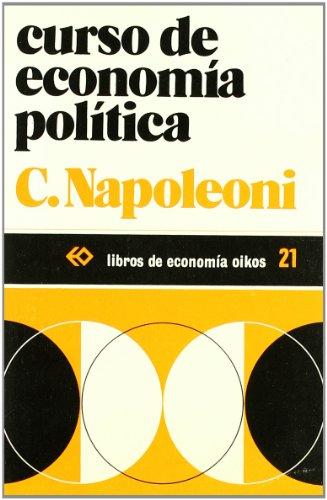 9788428102391: Curso de economía política