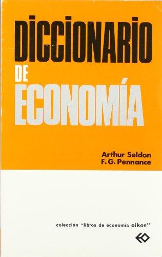9788428102940: Diccionario de economía