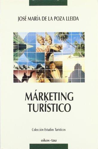MARKETING TURISTICO OIKOS: José María de