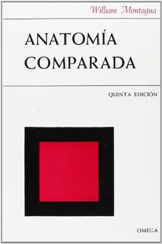 9788428201551: ANATOMIA COMPARADA (ZOOLOGIA)
