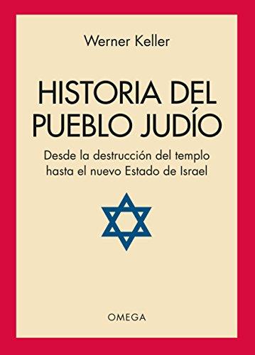 9788428202664: HISTORIA DEL PUEBLO JUDIO (HISTORIA Y ARTE-HISTORIA ANTIGUA)