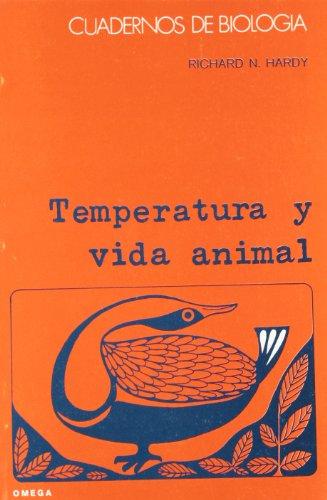 9788428202831: 15. TEMPERATURA Y VIDA ANIMAL: TEMPER.+ANIMAL LIFE (CUADERNOS DE BIOLOGIA)