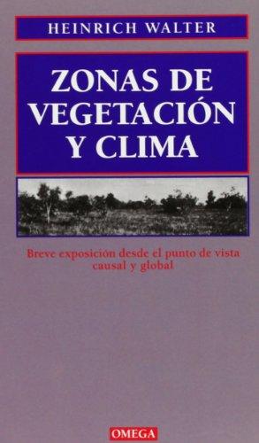 Zonas de vegetación y clima: Heinrich Walter
