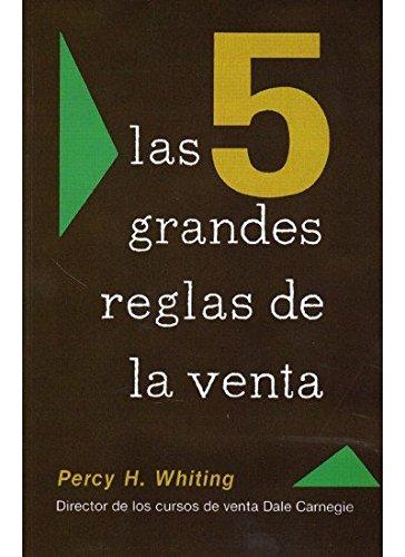 9788428204149: 5 Grandes Reglas de La Venta (Spanish Edition)