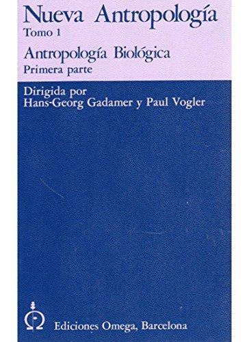 Antropologia Biologica: GADAMER VOGEL