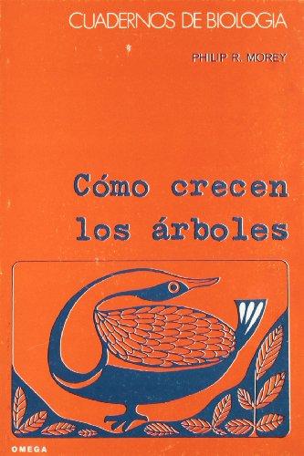 COMO CRECEN LOS ARBOLES: MOREY, Philip R.