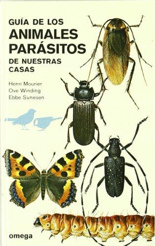 9788428205344: Guía de los animales parásitos de nuestras casas